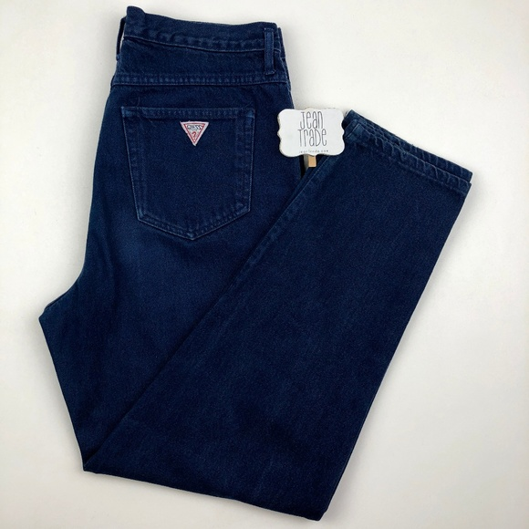 Guess Denim - Vintage High Waisted Guess Jeans